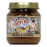 Earth's Best 2Nd Foods Prunes & Oatmeal (12x4Oz)