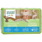 Seventh Generation Baby Free And Clear Training Pants 4T-5T 17 Training Pants (4x17 CT)