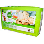 Seventh Generation Diapers Stage 1 (4x40 CT)