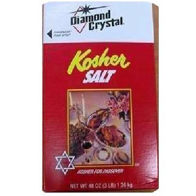 Diamond Crystal Kosher Salt/Box (12x3LB )