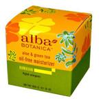 Alba Botanica Aloe & Green Tea Moisturizer Oil Free (1x3 Oz)