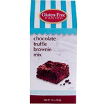 Gluten Free Pantry Chocolate Truffle Brownie Wheat Free ( 6x16 Oz)