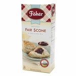 Fisher Fair Scone & ShortCake MixOriginal (12x12/18 Oz)