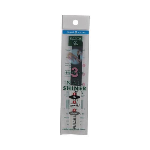 Earth Therapeutics Nail Shine Stick 1 File (12x3 Count)