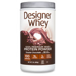 Designer Whey Protein Powder Double Chocolate (1x2Lb)