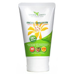 Goddess Garden Organic Sunscreen Facial SPF 30 Lotion (1x3.4 Oz)