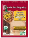 Road's End Organics Golden Gravy Mix Gluten Free (12x1 Oz)