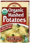 Edward & Sons Home Style Mashed Potatoes (6x3.5 Oz)
