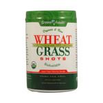 Green Foods Organic and Raw Wheat Grass Shots (1x10.6 Oz)