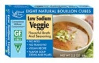 Edward & Sons Low Sodium vegetable Bouillon Cube (12x2.2 Oz)