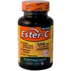 American Health Ester-C 500 Mg vegetable (1x90 TAB)