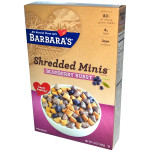Barbara's Bakery Morn Oat Crunch BluBerry (6x13OZ )