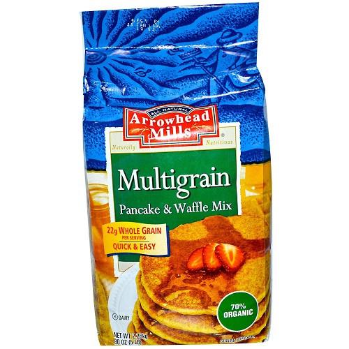 Arrowhead Mills Multigrain Pancake & Waffle Mix (1x25lb)