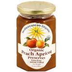 Mediterranean Organics Peach Apricot Preserves (12x13 Oz)