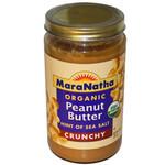 Maranatha Crunchy Peanut Butter Salt (12x16 Oz)