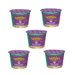 Annie's Homegrown Single Cup White Cheddar (12x2.01OZ )