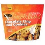 Pamela's Chocolate Chip Simple Bites Gluten Free (6x7 Oz)