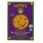 Annie's Homegrown Cheddar Bunny Classic Cracker (12x6.5 Oz)