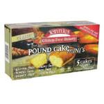 Jennie's Classic Mini Pound Cake Gluten Free (6x7 Oz)