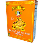 Annie's Homegrown Honey Grah Cracker (12x14.4OZ )