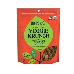 Alive & Radiant Foods Veg Teri Greens (12x2OZ )