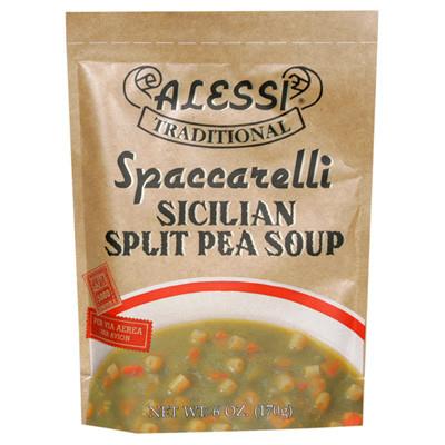 Alessi Split Pea Soup (6x6OZ )