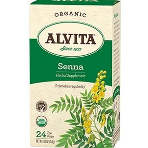 Alvita Senna Leaf Tea (1x24BAG )