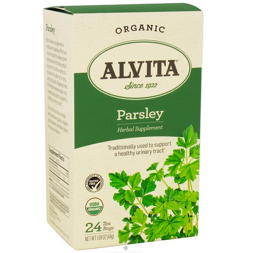 Alvita Parsley Tea (1x24BAG )