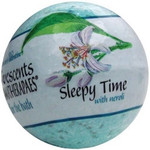 Aromatherapaes Sleepy Time Bath Ball Fizzy (10x2.8Oz)