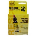Bach Flower Essences Rescue Remedy, Pet, Alcohol Free (1x20 ML)