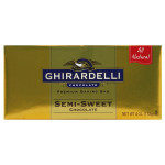 Ghirardelli S Sweet Chocolate Bkg Bar (12x4OZ )