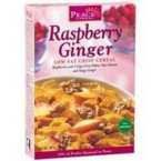 Peace Cereals Raspberry Ginger Crisp Cereal (12x11 Oz)