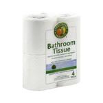 Earth Friendly Bath Tissue 2 Ply (1x4Pack)