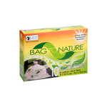 Bag To Nature Lawn and Leaf Biodegradable Waste Bags (1x10 Count)