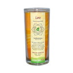 Aloha Bay Chakra Candle Jar Love (1x11 Oz)