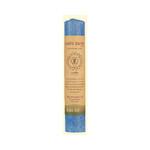 Aloha Bay Chakra Pillar Candle Positive Energy Blue (1 Candle)