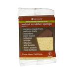 Full Circle Home Sponge Walnut Scrubber (6x2 Pack)