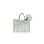 Blue Avocado Eco Shopper Bag Green Birds