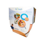 Fit and Fresh Fruit and Veggie Bowl (1 Bowl)