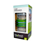 Fit and Fresh One Cup Chill Container (1 Container)