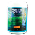 Ancient Secrets Aromatherapy Dead Sea Mineral Baths Eucalyptus (1x2 Lb)