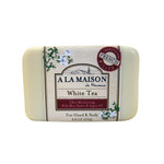 A La Maison Bar Soap White Tea (8.8 Oz)