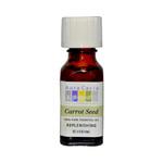 Aura Cacia Pure Essential Oil Carrot Seed (0.5 fl Oz)
