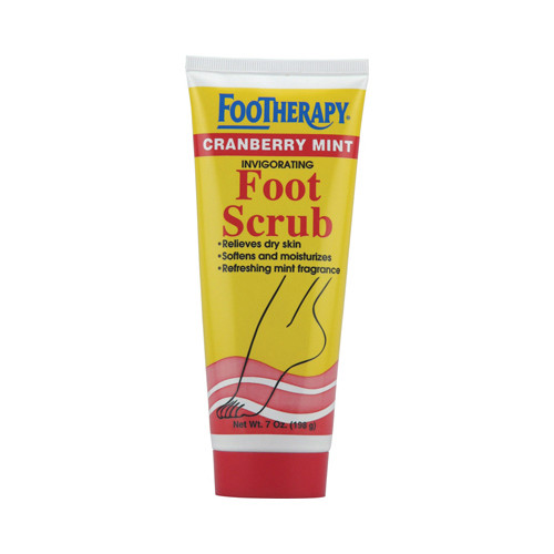 Queen Helene FooTherapy Foot Scrub Cranberry Mint 7 fl Oz