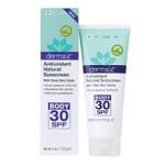 Derma E Skin Care Oil Free Body, Antioxidant SPF 30 (4 OZ)