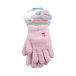 Earth Therapeutics Aloe Moisture Gloves Pink (1 Pair)