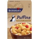 Barbara's Peanut Butter Puffins (12x11 Oz)