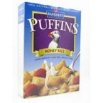 Barbara's Honey Rice Puffins (12x10 Oz)