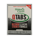 B.N.G. Herbal Clean Detox QTabs Maximum Strength Cleansing Formula (1x10 Tablets)