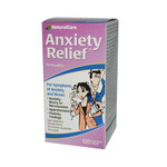 Natural Care Anxiety Relief 120 Sublingual Tablets